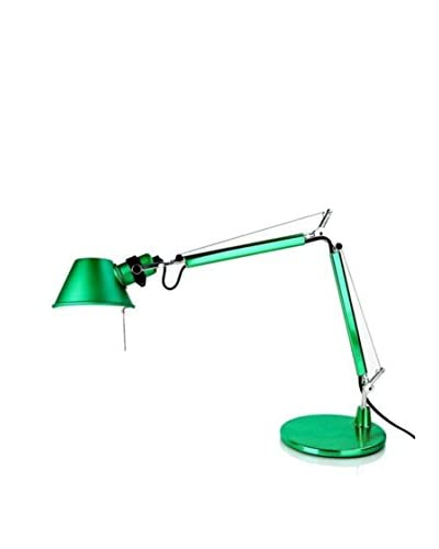 Artemide Lámpara De Mesa Tolomeo Micro Base A011880 Verde
