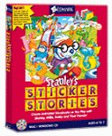 Stanley's Sticker Stories Ages 3-7
