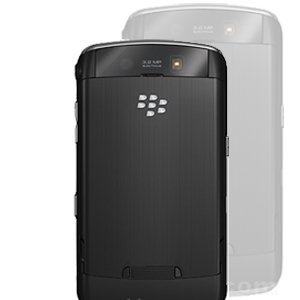 BlackBerry Storm 2 9520 9550 Metal Battery Cover Back Door
