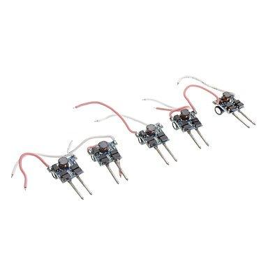 Ddl3W 3-Led Power Drivers For Mr16 Lamp Light (12V,5-Pack)