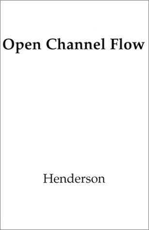 Open Channel Flow    *aod* (MacMillan Series in Civil...