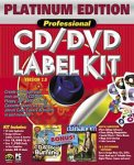 Professional CD Label Kit 2