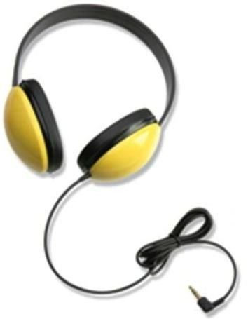 Califone Listening First Headphone - Yellow by Califone [並行輸入品]