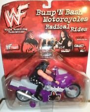 WF Bump N Bash Motorcycle Radical Rides The Undertaker
