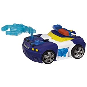 Transformers rescue bots ENERGIZE Chase Police bot parallel imports (japan import)