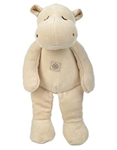 "miYim Organic Plush Storybook Collection - 11"" Andrew the Hippo"