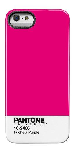Best Price Case Scenario: Pantone Universe for iPhone 5 - Fuchsia Purple (PA-IPH5-002)