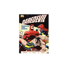 Daredevil: Marked for Death (Stan Lee Presents) by Roger McKenzie,&#32;Frank Miller and Klaus Janson