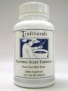 Kan Herbs - Zizyphus Sleep Formula 120 tabs