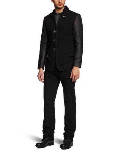 Bolongaro Trevor Raw Ziggy Men's Jacket Black Large