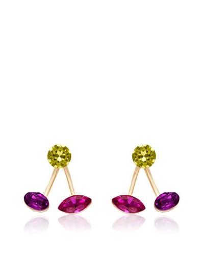 Lola & Grace Ohrringe Glam mehrfarbig