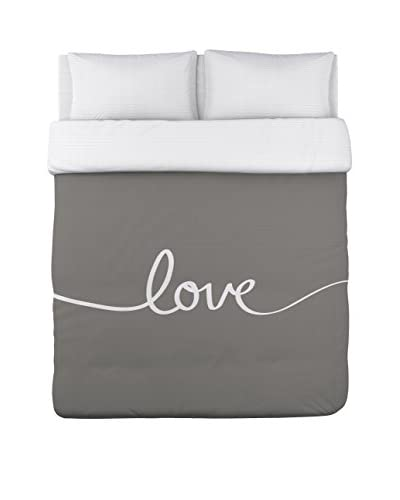 One Bella Casa Love Mix & Match Duvet Cover