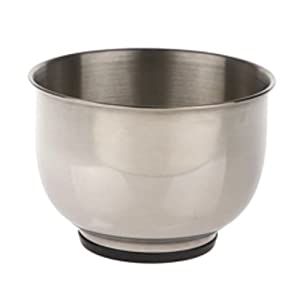 Sunbeam FPSBSMBWSS 2.2-Quart Stainless Steel Bowl for Sunbeam Heritage Stand Mixers