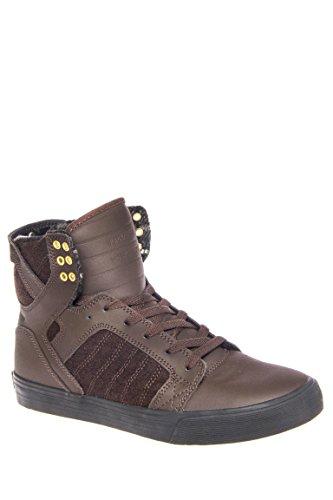 Men's Winterized Skytop High Top Sneaker