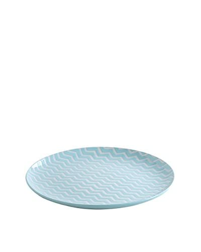 Shiraleah Turquoise Morocco Serving Plate