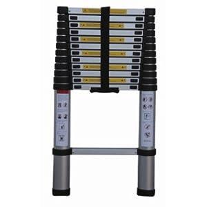 Best Sales 12 5 Ft Aluminum Telescoping Ladder