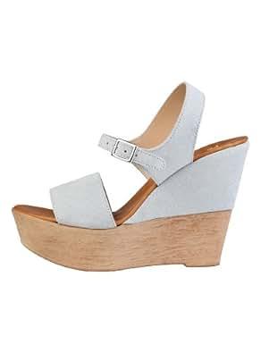 Amazon.com: Versace 19.69 - Wedge shoes - woman - Versace 19.69 Wedge