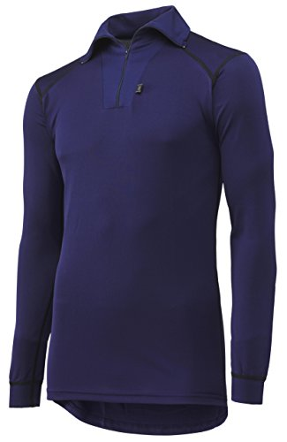 Helly Hansen DRY maglia a maniche lunghe Polo Kastrup Zip 75017 Long Sleeve, 34-075017-590-3XL