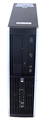 HP Elite 8000 USFF C2D 2.93ghz 4GB 160GB Windows 7 Pro 64 Bit (Certified Refurbished)