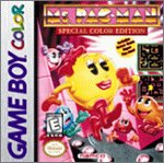 Ms. Pacman:  Special Edition - Game B...