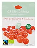 【季節限定(11-4月)】グリーンドリーム オーガニックチョコレート(クランベリー)55g