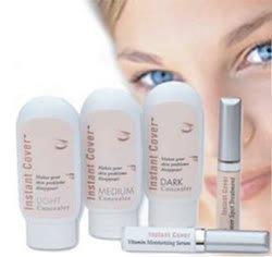 Instant Cover Skin Concealer Set