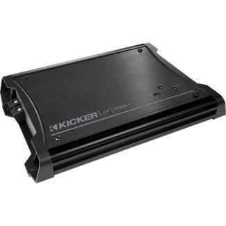 Kicker 12 Zxs1500.1 Mono Class D Car Amplifier