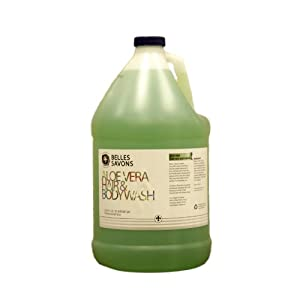 Aloe Vera Body Wash (Drum 30 Gallon)