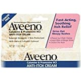 316RMUdNVjL. SL160 SS160  Aveeno   Active Naturals Anti Itch Calamine & Pramoxine HCL   1 oz (Health and Beauty)