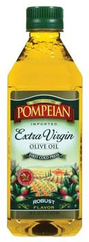 Pompeian Imported Extra Virgin Olive Oil 16 oz by 