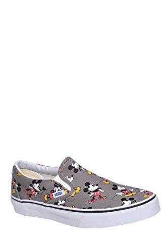 Men's Mickey Mouse Classic Slip-On Sneaker