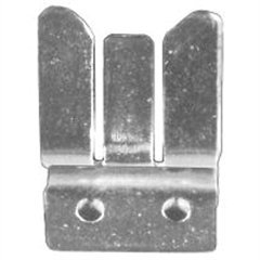 Microphone Clip For Amateur & Cb Radios - Screw-In
