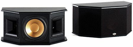 Klipsch Rs-25 Reference Series Surround Speaker - Black
