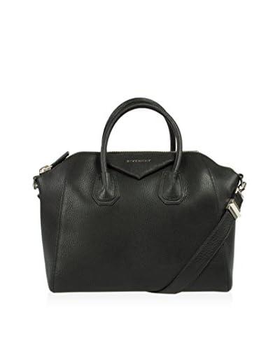 Givenchy Women's Antigona Satchel, Black Matte
