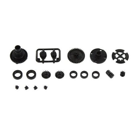 Redcat Racing 24017 Gears and Bushes for Sumo RC Car (Rc Bush Wheels compare prices)