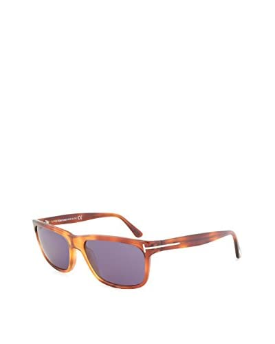 Tom Ford Women's TMF-SUNG-FT0337-52B-55 Designer Sunglasses, Havana