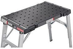 Craftsman Portable Peg Clamping Workbench + $21.59 Sears Credit