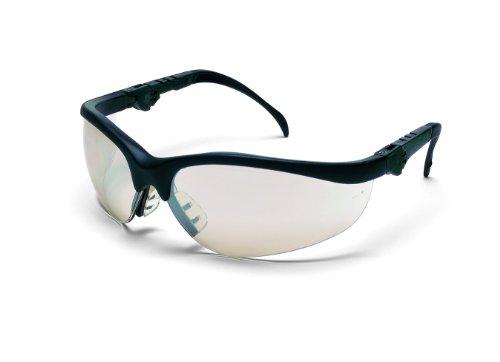 mcr-safety-kd319-klondike-plus-cricchetto-temple-occhiali-di-sicurezza-con-struttura-colore-nero-e-t