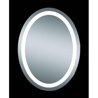 Illume Oval LED Backlit Mirror