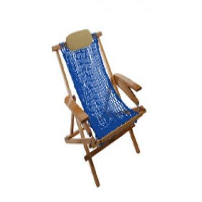 Captain's Chair - Coastal Blue