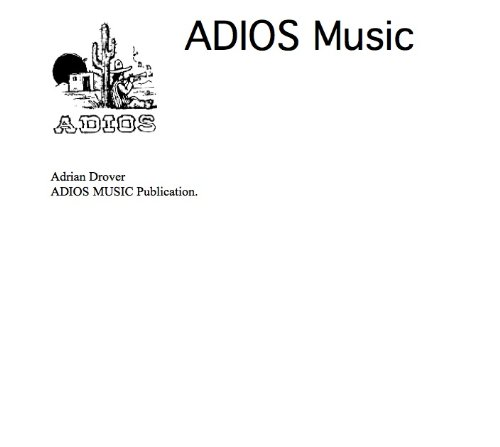 BLUE BIRDLAND (Maynard Ferguson) - Big Band Chart PDF