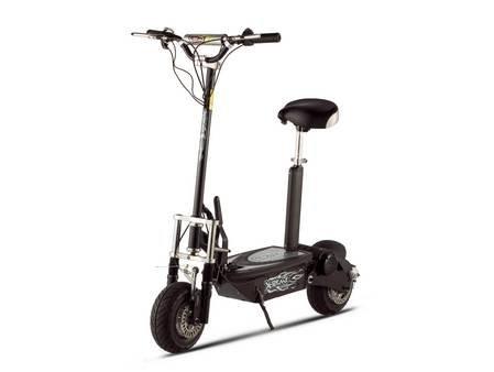 Vectrix Electric Maxi-Scooter - Brill Reel Mowers, Push Reel