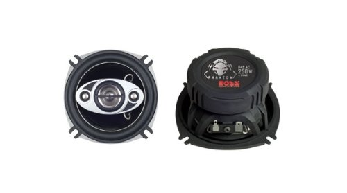 "BOSS AUDIO P45.4C  Phantom 4"" 4-way 250-watt  Full Range Speakers"