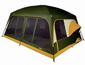 Family Dome Tent 15' x 12' Sleeps 10 Made by JEEP