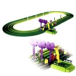 Four-Horse Racing Set