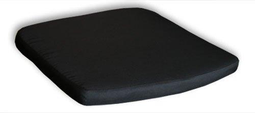 KMH®, Schwarzes Sitzkissen