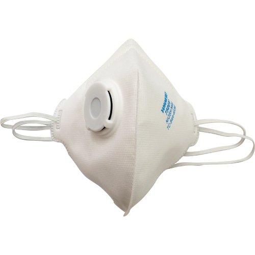 新発売!【N95 ウイルス・花粉対応マスク 7500V (20枚入り) 呼吸に便利な排気弁付き 】N95 鳥インフルエンザ、SARS、医療用N95マスク