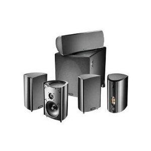 Definitive Technology Pro Cinema 800 System Black by Definitive Technology