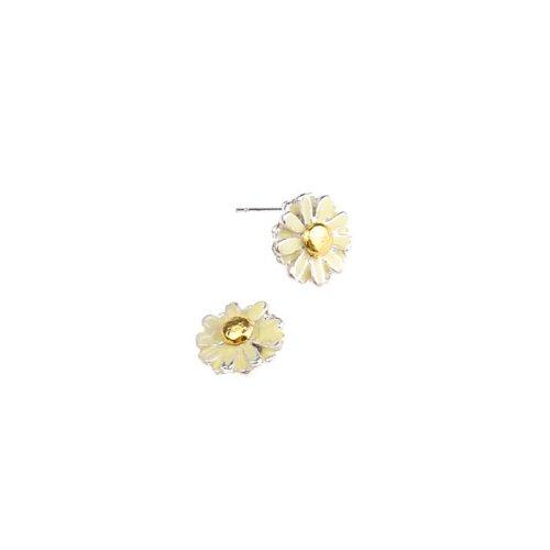 BestDealUSA Beautiful Yellow Daisy Earrings Cute Stud Earring Gift/Party Decoration Earrings