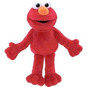"""Gund Sesame Street Elmo Finger Puppet 5.5"""" Puppets from Gund"""